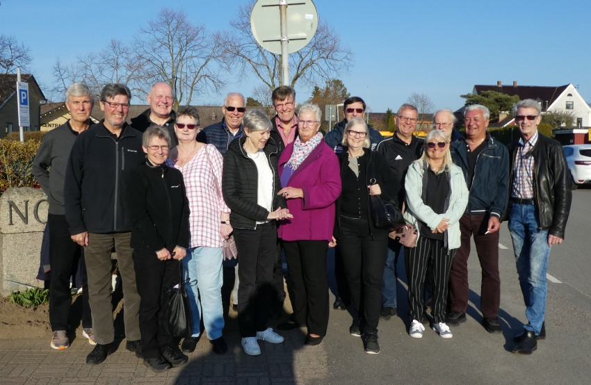 Besøg til vores svenske venner